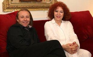 Morgan et sa mère Pascale, candidats de la saison 2 de «Qui veut épouser mon fils?».