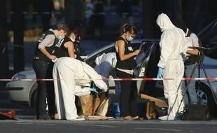 Adam D. avait percuté un fourgon de gendarmerie sur les Champs-Elysées