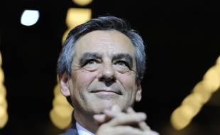 François Fillo, député LR de Paris, le 25 novembre 2016 à Paris