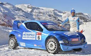 Le pilote isolien Christophe Ferrier est leader du Trophée Andros.