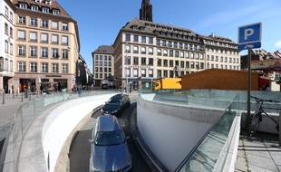Strasbourg: Automobilistes prenez vos dispositions, les voitures ne sont pas les bienvenues à la Fête de la musique (Archives)