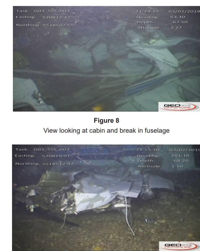 Le bilan du rapport provisoire d'enquête — Disparition Emiliano Sala