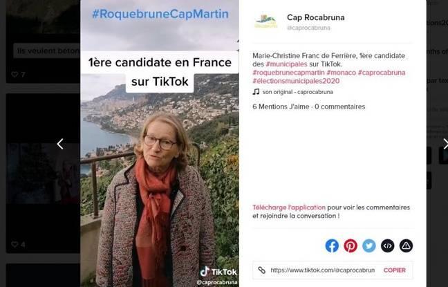 Municipales2020: Facebook, YouTube et même TikTok... Les candidats de petites communes font aussi campagne sur les réseaux sociaux
