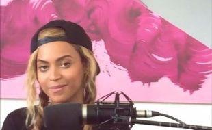 Beyoncé chante son amour pour Jay-Z.