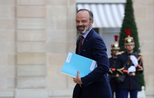 Edouard Philippe a donné la démission du gouvernement au président de la République