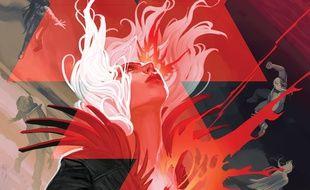 La couverture du premier épisode de «DIE», le comics de Stéphanie Hans et Kieron Gillen.