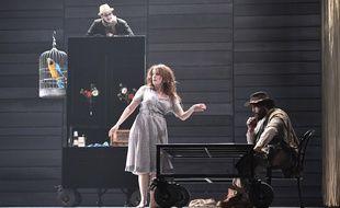 Illustration de l'opéra