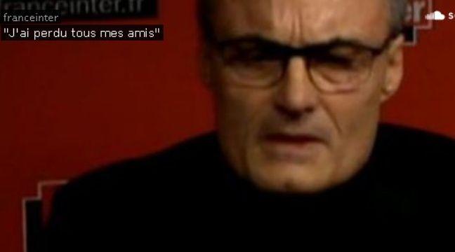Attaque à «Charlie Hebdo»: «J'ai perdu tous mes amis aujourd'hui» affirme Philippe Val