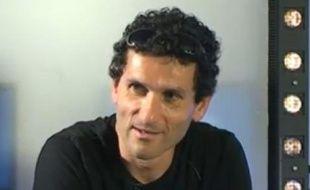 Jean-Claude Elfassi, capture d'écran de l'émission Web Story