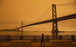 27 feux majeurs touchent la Californie avec au compteur plus de 1,2million d'hectares détruits