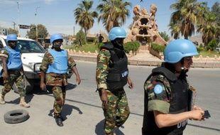 Les condamnations se sont multipliées samedi au lendemain du massacre à Houla, où les observateurs de l'ONU ont compté une centaine de morts dont plus de 32 enfants, le secrétaire général des Nations unies accusant Damas de violer le droit international et ses engagements.