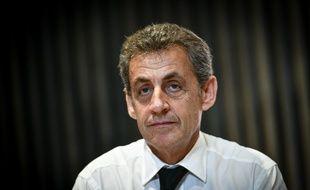 Nicolas Sarkozy à Bordeaux, le 4 juillet 2019.