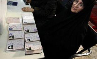 Le taux de participation n'était que d'environ 10% en début d'après-midi, d'après le général Ali Afshar, responsable des élections au ministère, cité par l'agence Mehr.