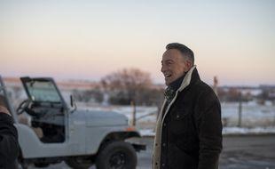Bruce Springsteen dans la pub Jeep