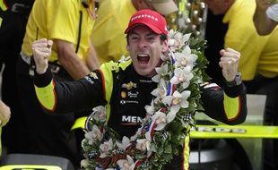 Le Français Simon Pagenaud a remporté les 500 miles d'Indianapolis le 26 mai 2019, la première victoire tricolore depuis 1920.