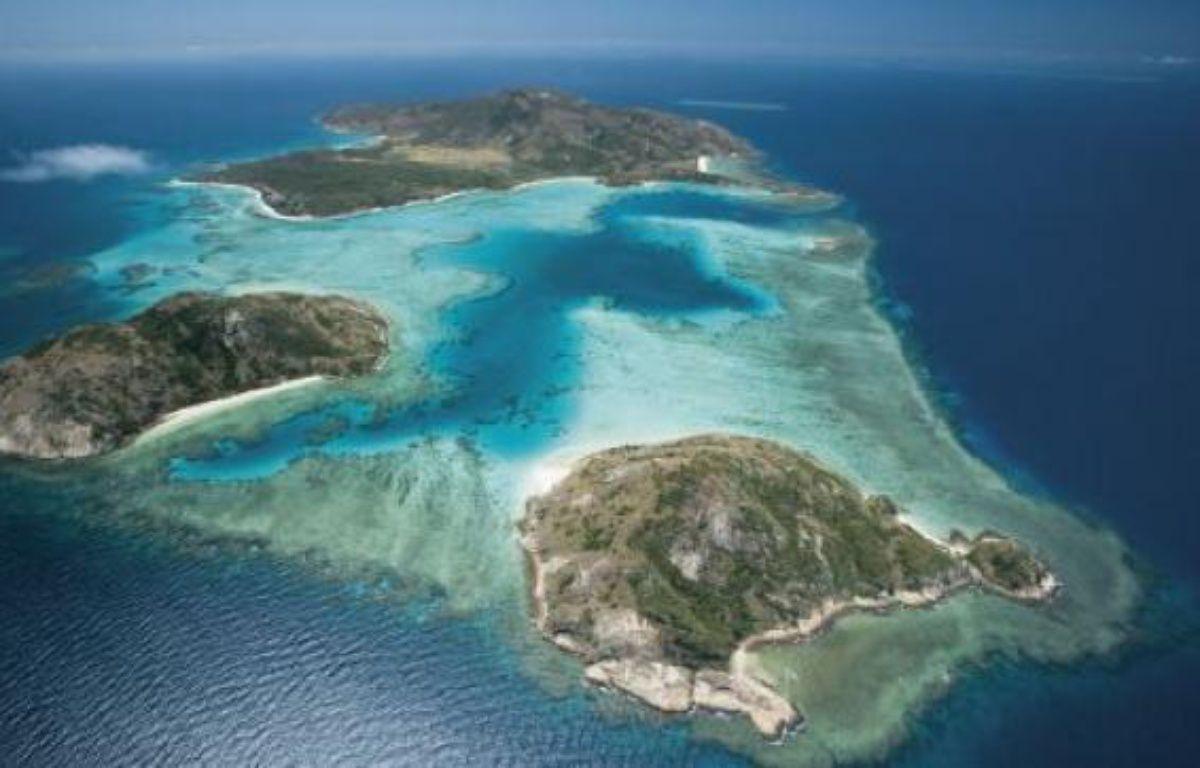 Hamilton island, dans le Queensland – no credit