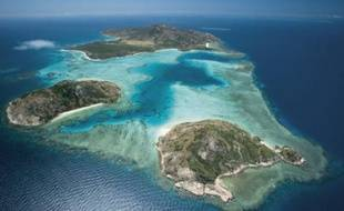 Hamilton island, dans le Queensland