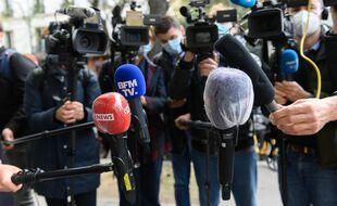Les téléspectateurs français regardent en masse les chaînes d'information en continu, surtout depuis le premier confinement
