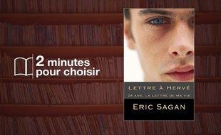 «Lettre à Hervé» par Eric Sagan chez BoD (112p., 9,90€).
