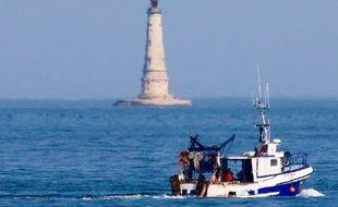 Le phare de Cordouan (Gironde).