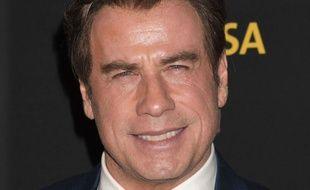 John Travolta le 28 janvier 2017 à Los Angeles