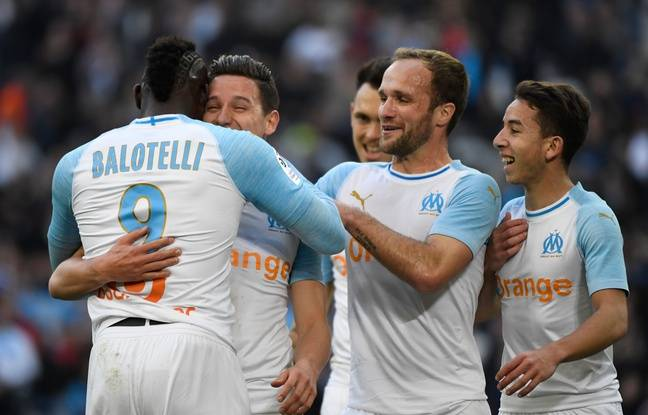 OM: Balotelli-Germain, Lopez-Sanson... On analyse le renouveau de Marseille en trois «bromances»