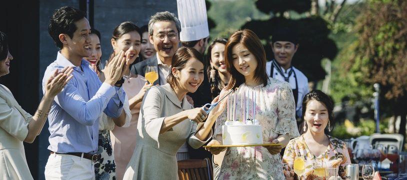 La famille Park, dans le film sud-coréen «Parasite»
