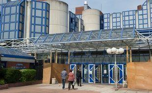 Tribunal de grande instance de Bobigny (Seine-Saint-Denis).