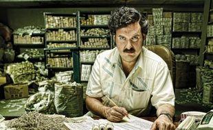 """Andrés Parra dans """"Pablo Escobar, le Patron du Mal"""""""