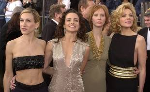 Elles ont incarné les héroïnes de «Sex and The City» pendant 6 saisons: Sarah Jessica Parker, Kristin Davis, Cynthia Nixon and Kim Cattrall en 2001.
