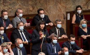 Séance hebdomadaire des questions au gouvernement à l'Assemblée Nationale, le 15 septembre 2020.