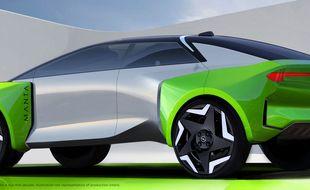 Opel 100% électrique en 2028