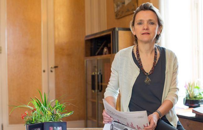 La présidente du groupe LR à la mairie de Paris quitte, à son tour, Les Républicains