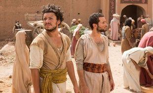 Kev Adams et son compère William Lebghil sont à l'affiche de cette nouvelle version d'Aladin.