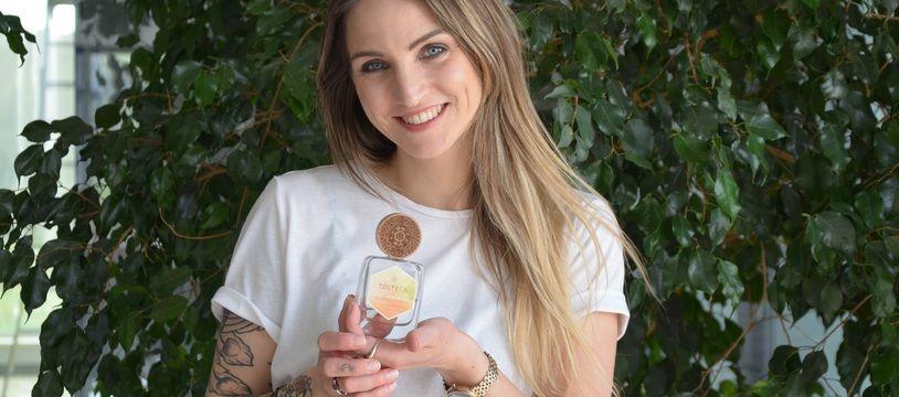 Aurélie Antenat, la créatice de la marque « Tolteca ».