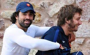 Huget et Médard profitent de leur bonne forme en club pour revenir en équipe de France.