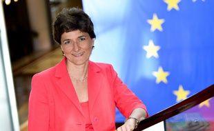 Sylvie Goulard, la caution européenne d'Emmanuel Macron.