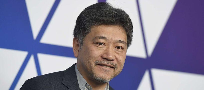 Le cinéaste Hirokazu Kore-Eda.