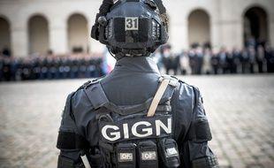 Le GIGN (illustration).