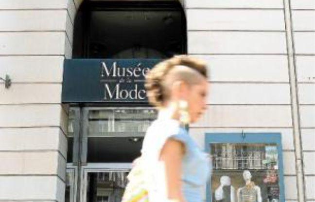 La maison de la mode, une vitrine sur la Canebière.