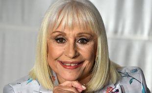 Raffaella Carrà, en octobre 2019.