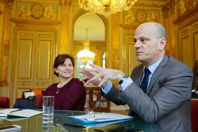 Les ministres Maracineanu et Blanquer interrogés par 20 Minutes