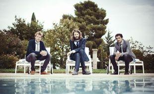 Le trio de Marseille sera notamment présent au festival Chorus à Nanterre et au Printemps de Bourges.