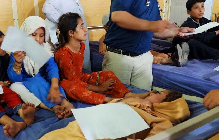 Pakistan: Panique après des rumeurs sur un vaccin anti-polio