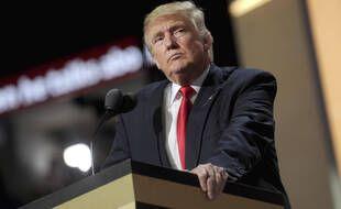 Donald Trump est le président des Etats-Unis depuis janvier 2017.