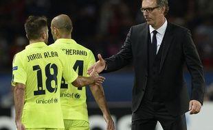Laurent Blanc rêve du Barça.