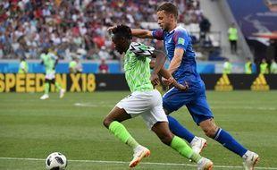 Ahmed Musa a crucifié l'Islande avec un deuxième but
