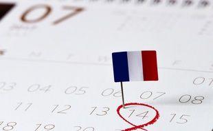 La France compte onze jours fériés qui peuvent être chômés ou travaillés selon les accords collectifs.