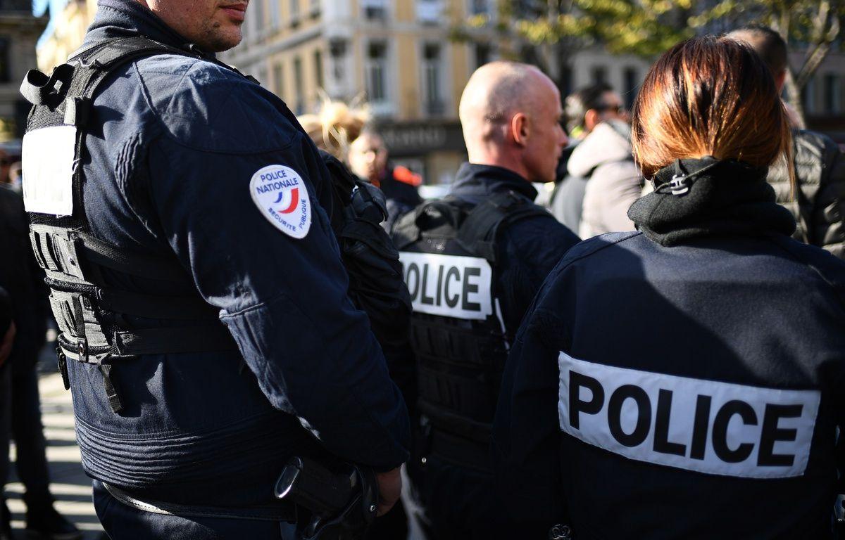 Une équipe de la police nationale. – A-C Poujoulat/AFP