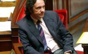 Frédéric Lefebvre, député UMP à l'Assemblée nationale